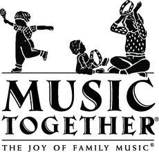 Music together wood cut